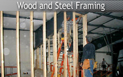 WoodSteelFraming